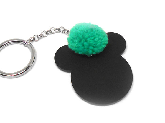 BLACK MICKEY MOUSE