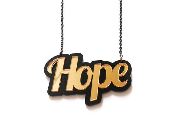 Πλέξιγκλας κολιέ Hope