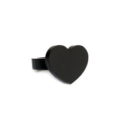 Πλέξιγκλας δαχτυλίδι Heart