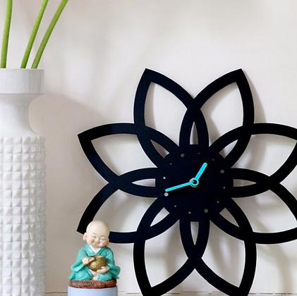 Πλέξιγκλας ρολόϊ τοίχου DAISY