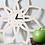 Thumbnail: Ξύλινο ρολόϊ τοίχου DAISY