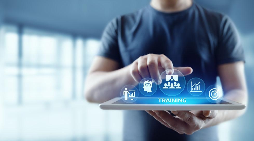 Training Webinar E-learning Skills Busin