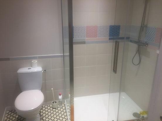 Salle de bain Chambre Chat Jaune