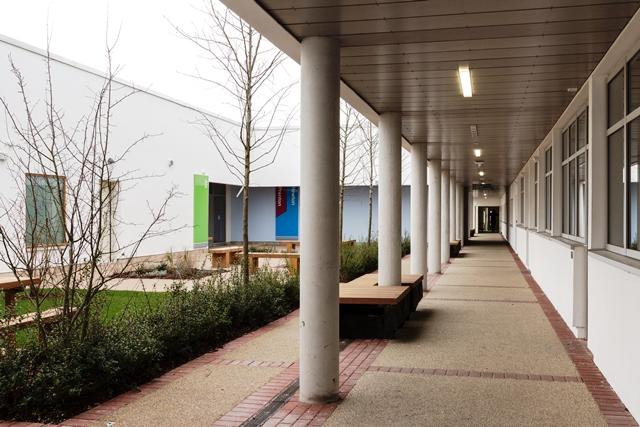 Courtyard Circulation
