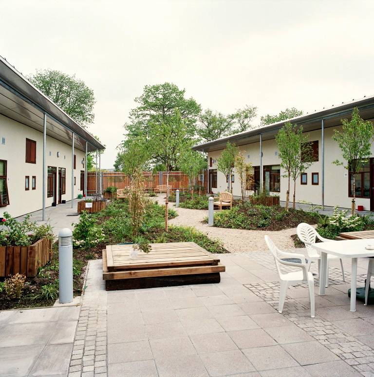 Shared Courtyard