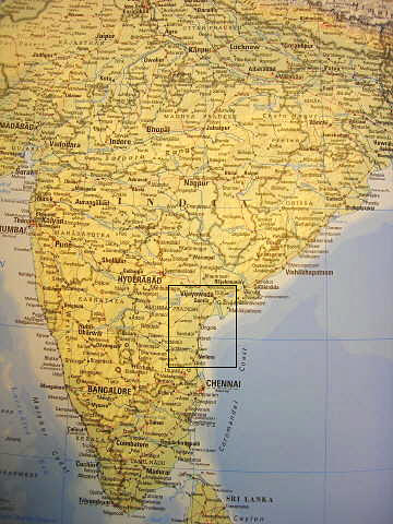 Copy of map India 1