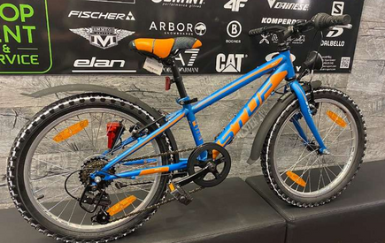 "STUF Kinder-Mountainbike Prime MR 2.0 20"""