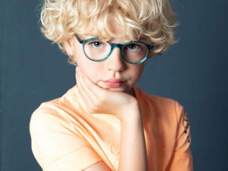 Lunettes de vue enfant : 8 conseils pour bien choisir 2 #