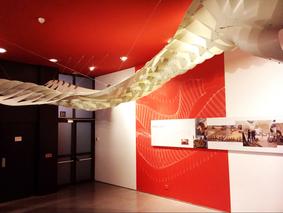 Digital Fabrication for HYBRIDa - PARA-Site in Elisava School of Design