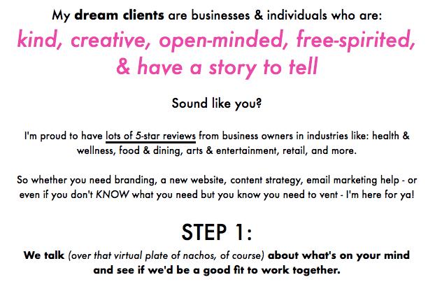 Alycia yerves dream client information