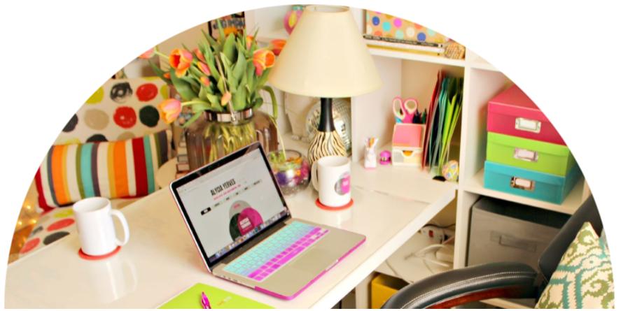 Alycia home office