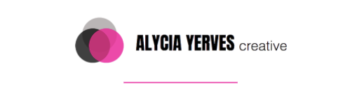 Alycia Yerves creative logo