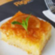 Portokalopita Orange Pie