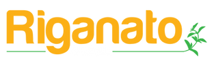 Final Riganato Logo for black background
