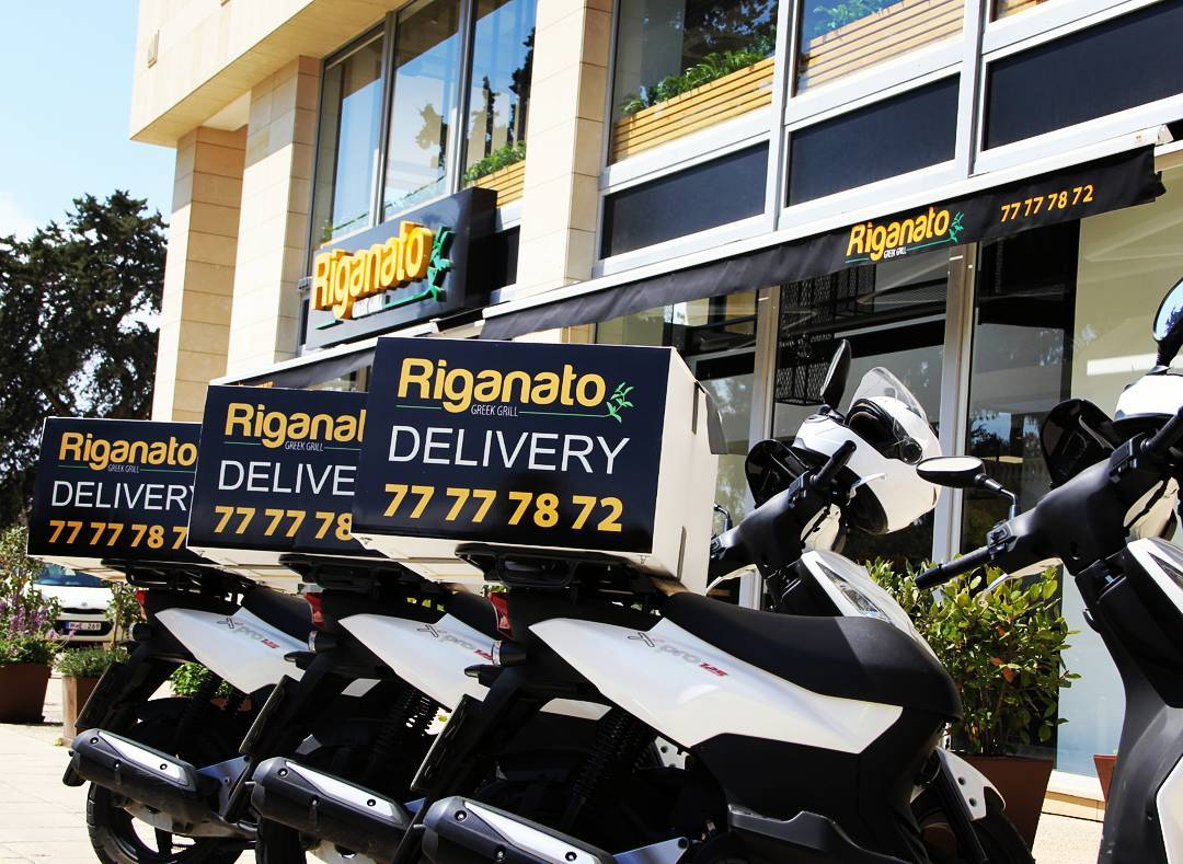 Food Delivery in Paphos