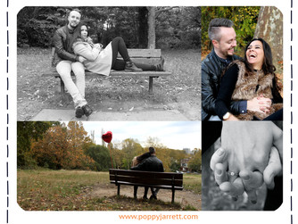 Engagement shoot with the lovely Axel and Julianna