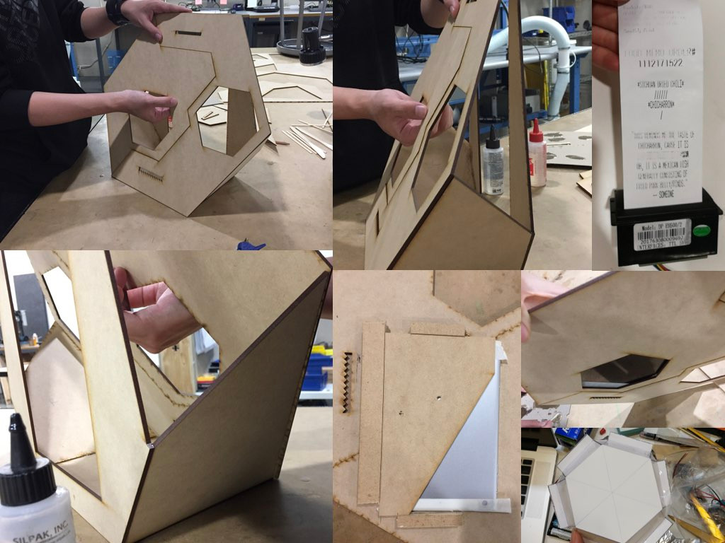 modeling and construction