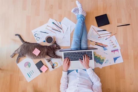 שמונה טיפים ריאליסטיים לניהול זמן כשעובדים מהבית