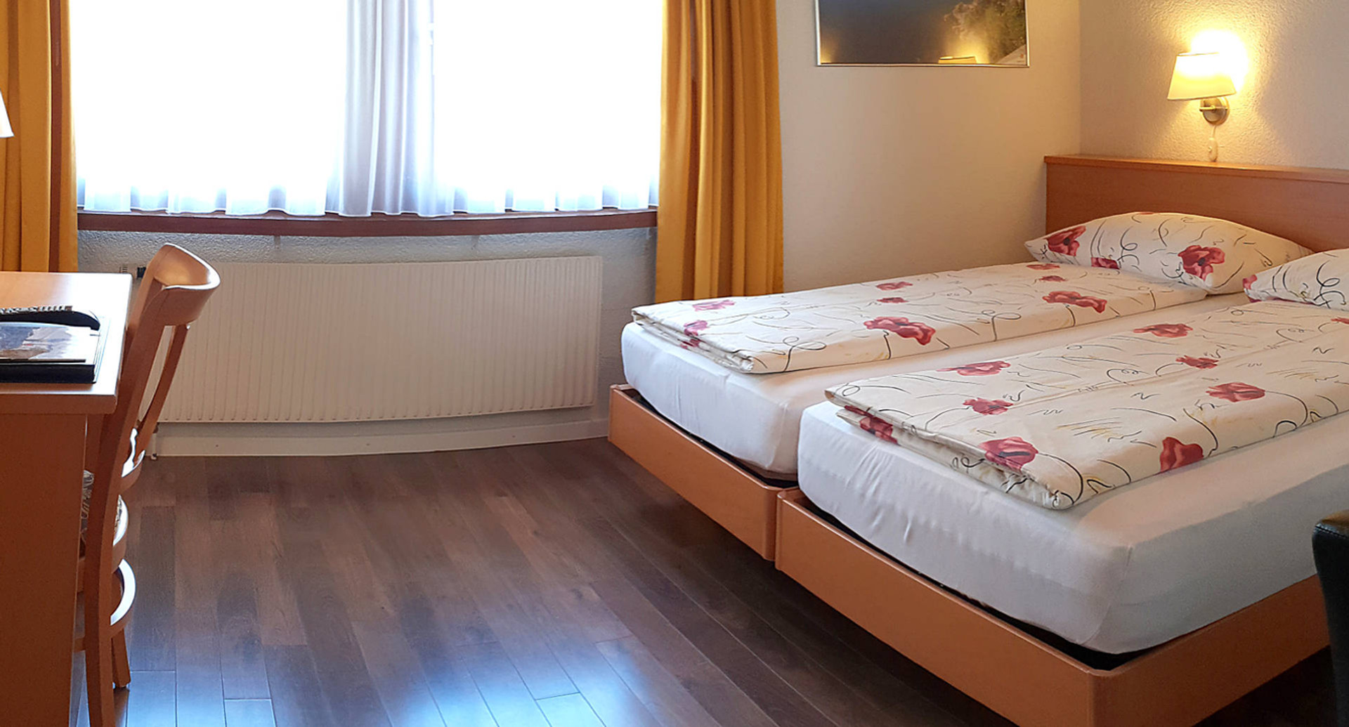 Hotel Roessli - Standard Zimmer Nr. 27.j