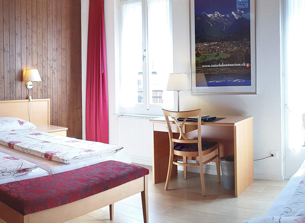 Hotel Roessli Interlaken - Standard Plus