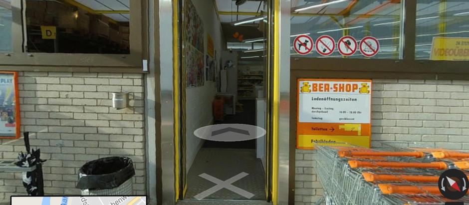 BEA Verlag AG,  ist ab heute auf Google Street View