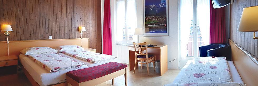 Hotel Roessli Interlaken - Standard Plus