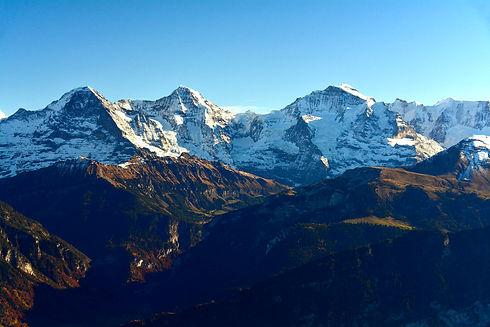Niederhorn Eiger Monch Jungfrau - Hotel