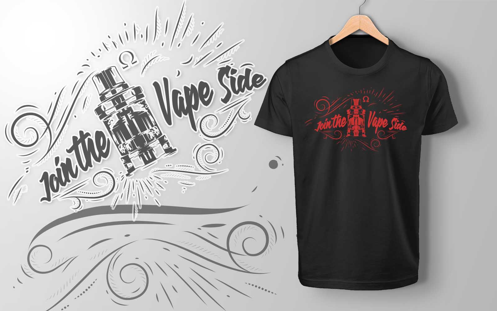 Join the Vape Side Old Style