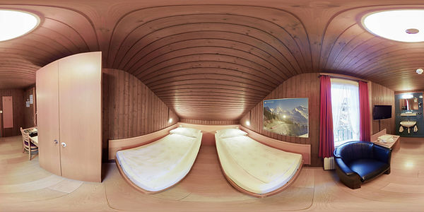 360 GRAD - HOTEL ROESSLI - BUDGET - Zwei