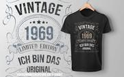 1969 - Ich bin das Original auch mit 50