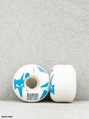BONES WHEELS SPF Réflexions Skateboard Wheels P2 58mm 84B 4pk