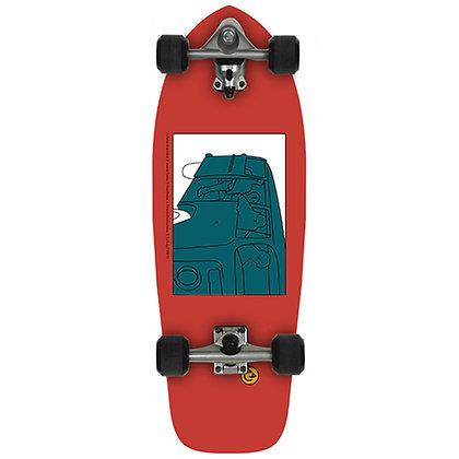 """Slide SurfSkate Joy sk heritage 30"""""""