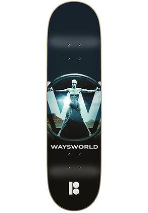 Plan-B Way Waysworld