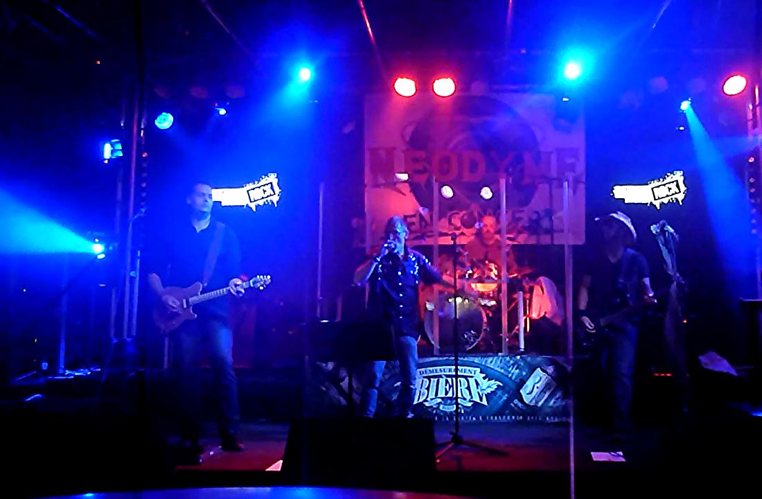 Pacific Rock le 30/11/2014