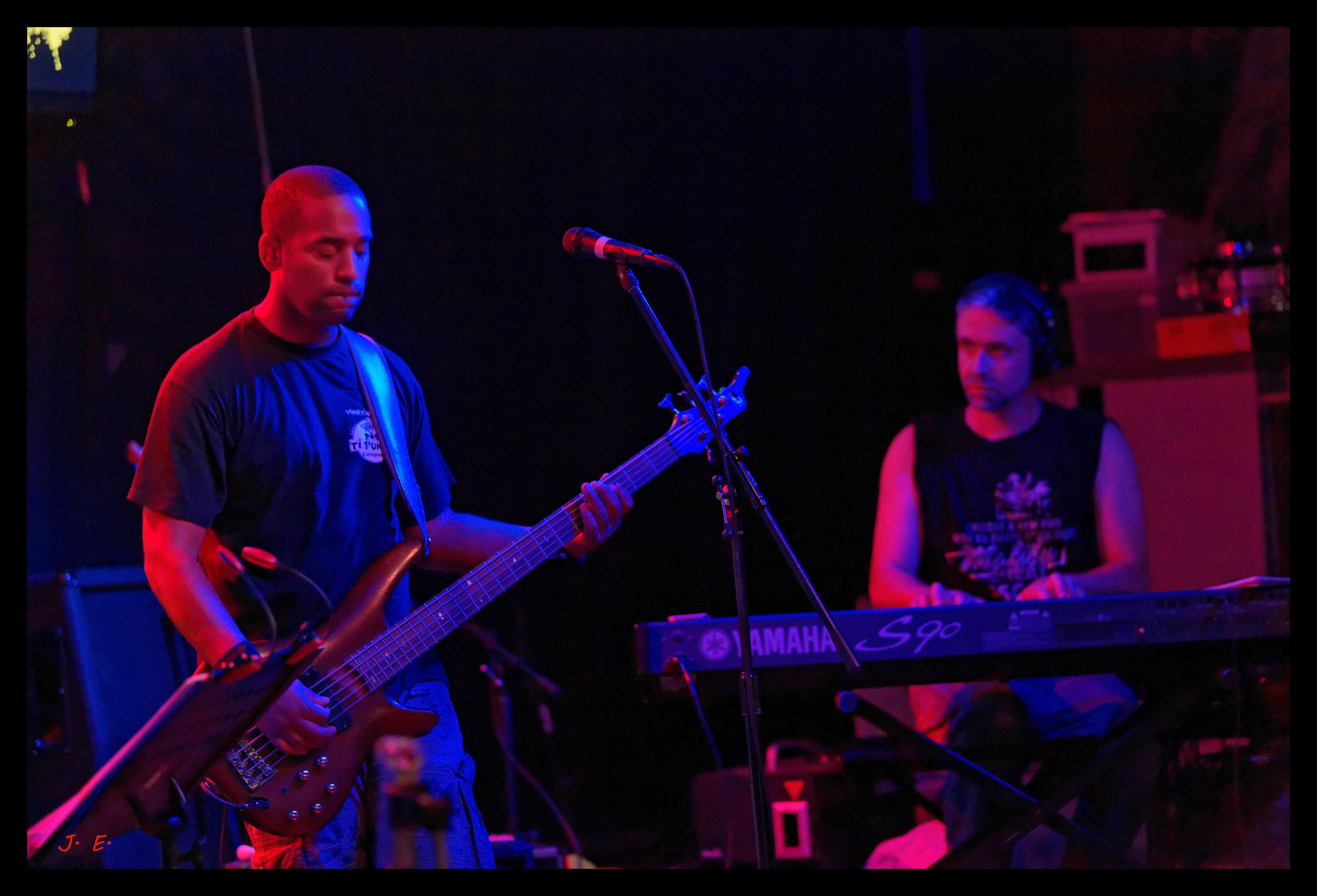 Pacific Rock le 30/08/2015