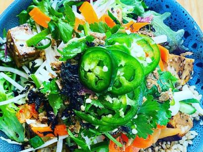 On The Menu: Vegan eats