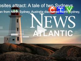 northsider makes international news!