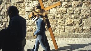 24e dimanche ordinaire B : « Qu'il prenne sa croix et qu'il me suive»