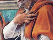 Saint Augustin, notre patriarche