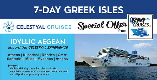 Celestyal Group Cruise Brochure - Face.j