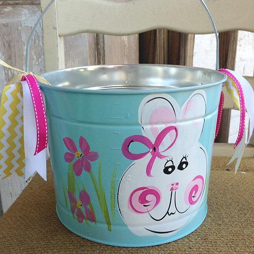 Aqua Bunny Bucket