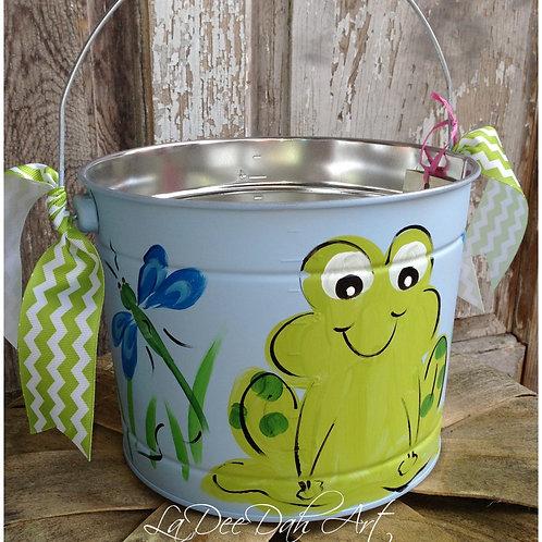 Frog Bucket
