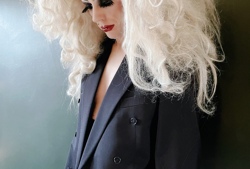 Lux wool Yves Saint Laurent blazer