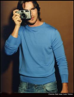 Christian Bale / Vogue Homme Plus