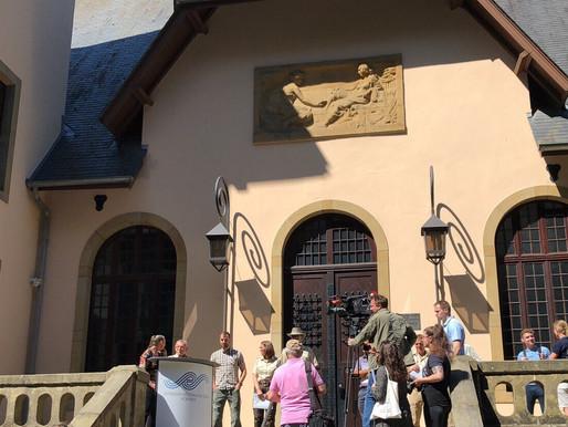 Visite du COPIL Natura 2000 Mamer-Äischdall-Gréngewald