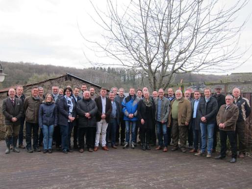 "Signature de la Charte du comité de pilotage Natura 2000 ""Atert-& Warkdall"""