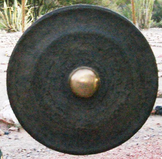 Gong Meditation Event