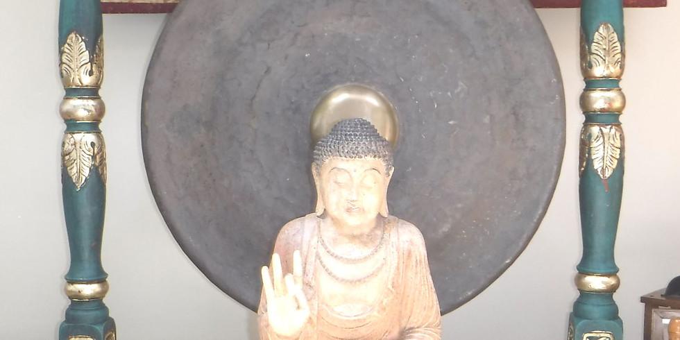 Balinese Gong Meditation Sound Bath