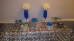 Centerpieces & Cake Stand