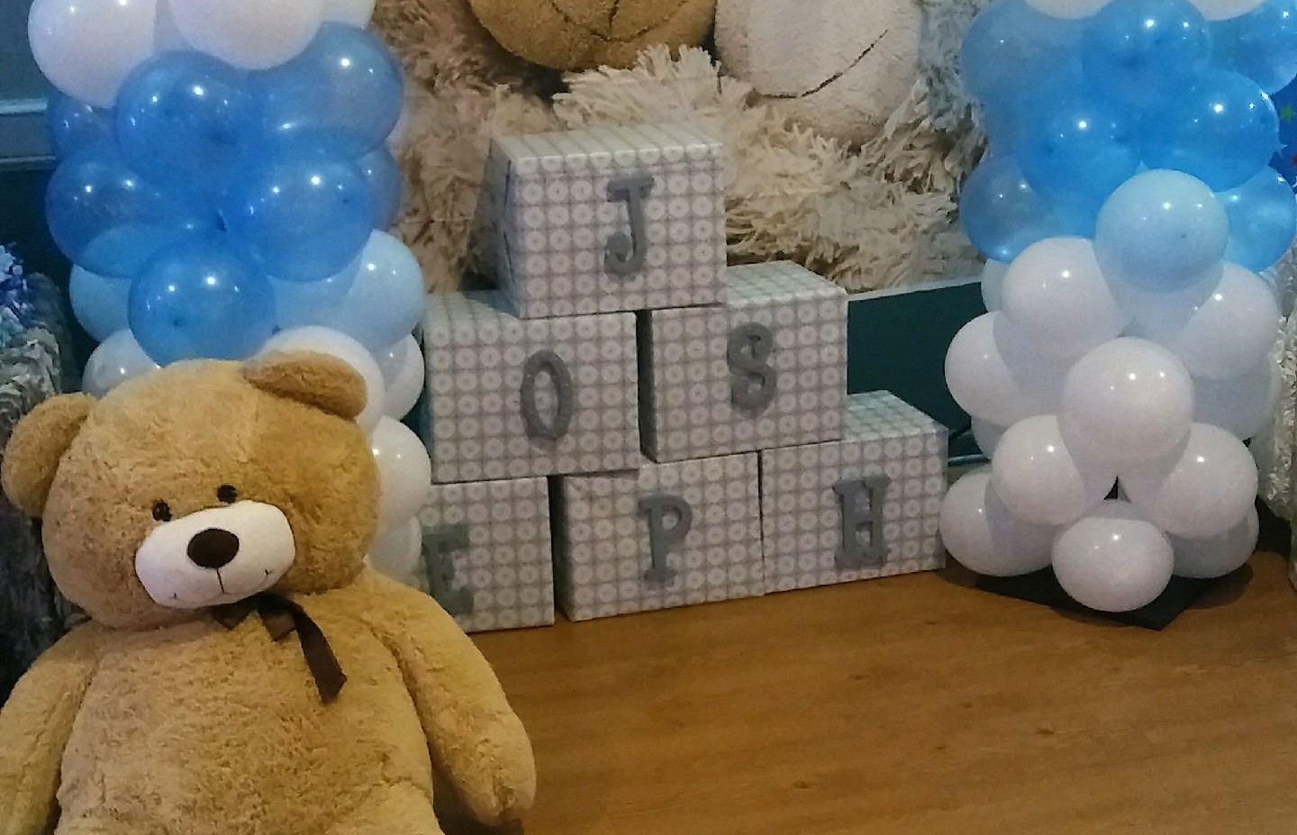 Teddy Bear Baby Shower Theme